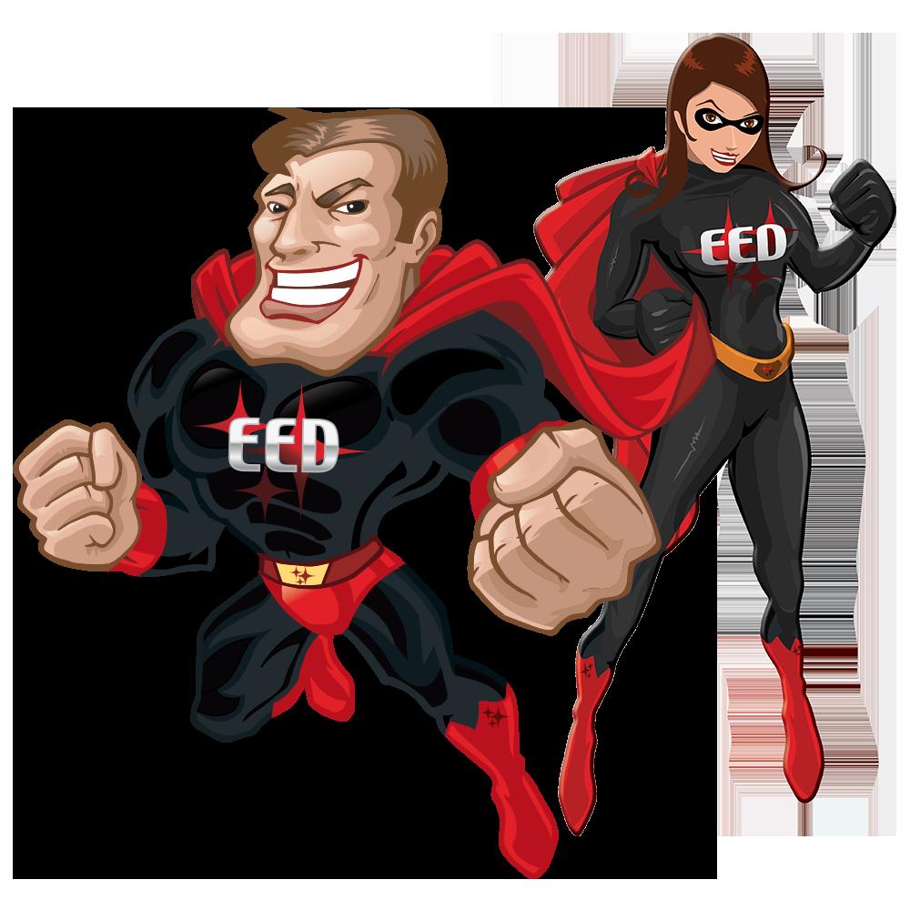 EED Super Heros