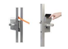 MECHANICAL CODE lock