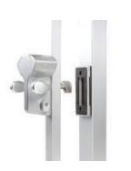 MECHANICAL CODE lock for sliding gate