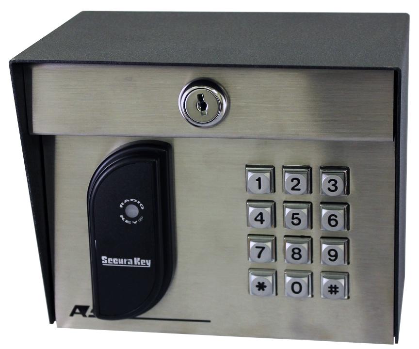 23-213kp SecuraKey Proximity Card Reader with Keypad (Post Mount)