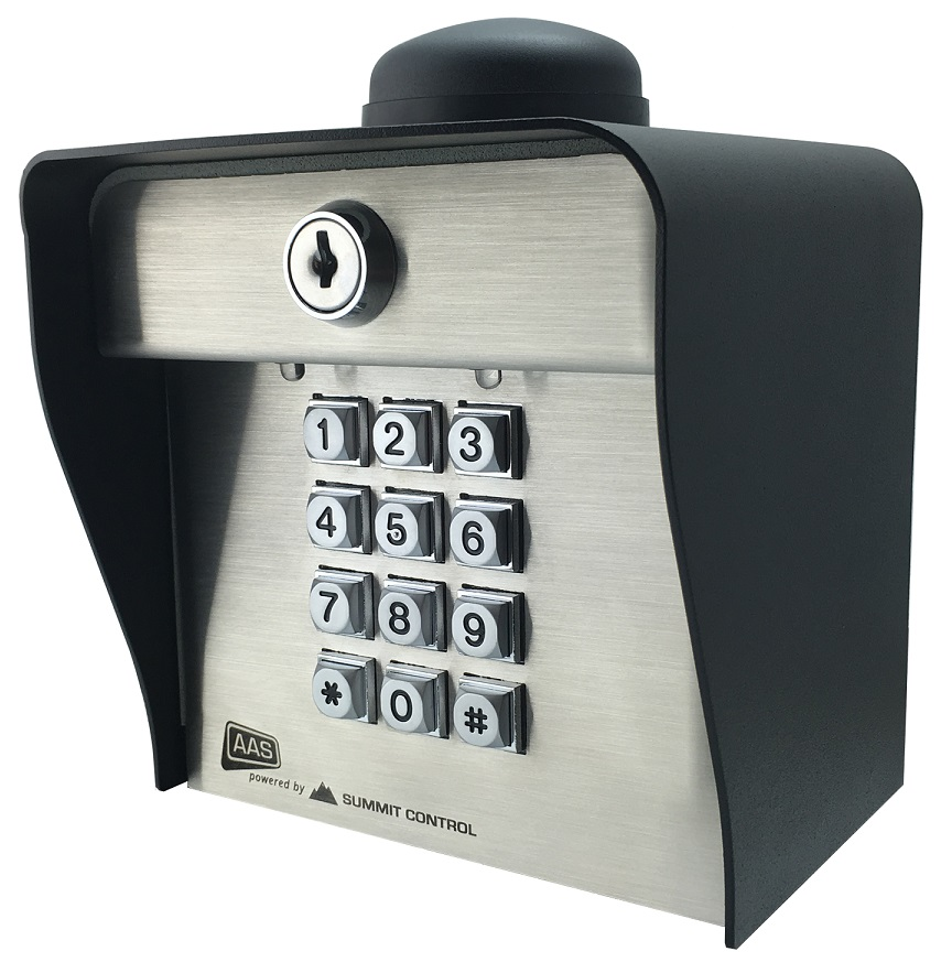 Ascent K1 – Cellular Access Control System with Keypad